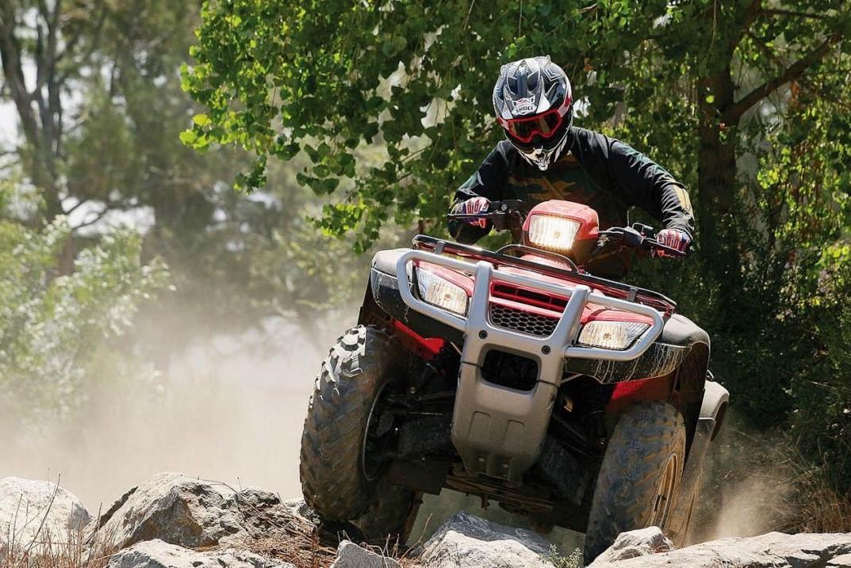 Jungle ATV Four Wheeler - Costa Rica Activities