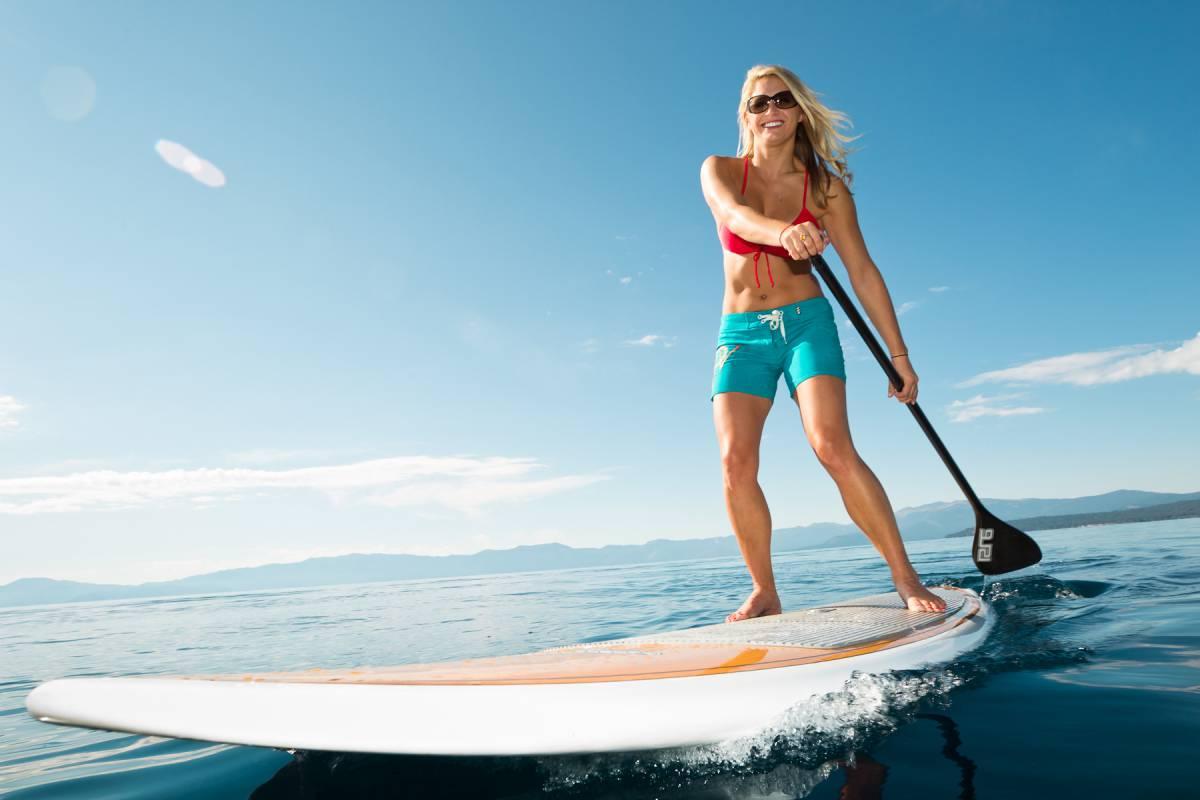 Stand Up Paddle Boarding - Costa Rica Activities